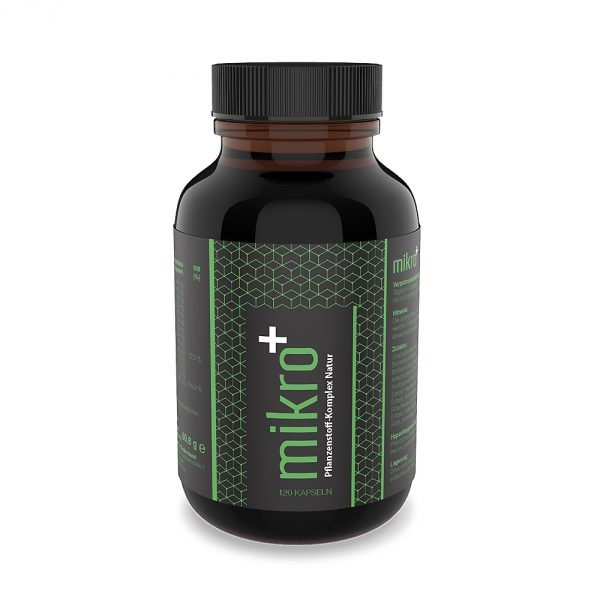 mikro+ Pflanzenstoff-Komplex Natur