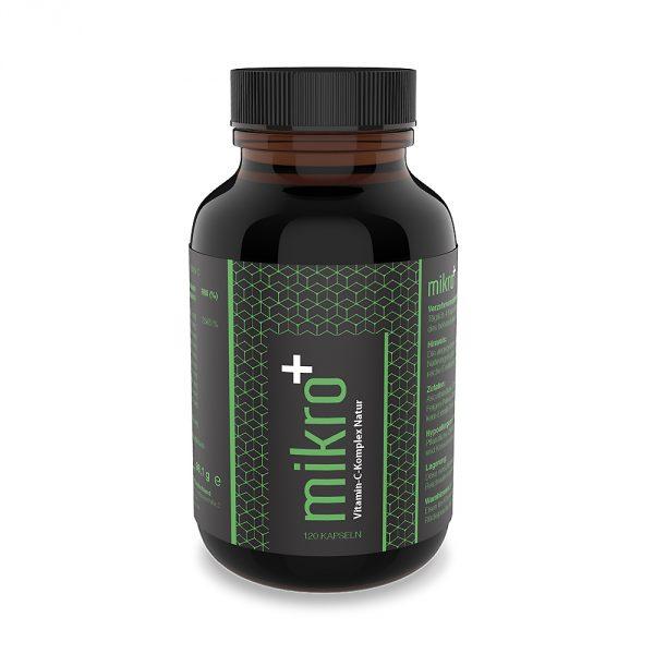 mikro+ Vitamin-C-Komplex Natur