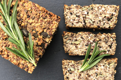 mikro+ Körner Samen Brot
