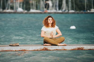 mikro+ gesund durch Meditation